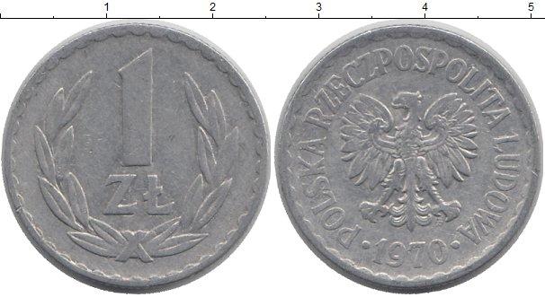 Польша 1 злотый 1974 года описание коллекционеры вологды форум