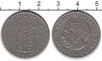 Изображение Дешевые монеты Швеция 1 крона 1969 Медно-никель XF