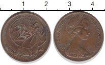 Изображение Дешевые монеты Австралия 2 цента 1974 Медь XF