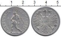 Изображение Дешевые монеты Австрия 1 шиллинг 1947 Алюминий XF