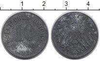 Изображение Дешевые монеты Германия 10 пфеннигов 1920 Цинк XF