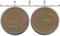 Изображение Дешевые монеты Мальта 1 цент 1986 Медно-никель XF