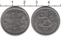 Изображение Дешевые монеты Финляндия 1 марка 1975 Медно-никель XF-