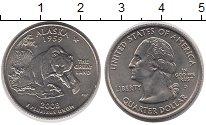 Изображение Барахолка США 25 центов 2008 Медно-никель XF