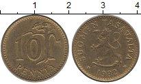 Изображение Дешевые монеты Финляндия 10 пенни 1982 Бронза VF+