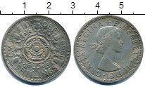 Изображение Барахолка Великобритания 2 шиллинга 1966 Медно-никель VF