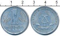 Изображение Дешевые монеты ГДР 1 марка 1956 Алюминий XF- А