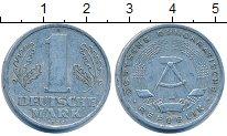 Изображение Дешевые монеты ГДР 1 марка 1956 Алюминий XF