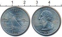 Изображение Барахолка США 25 центов 2001 Медно-никель XF