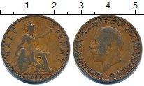 Изображение Дешевые монеты Великобритания 1/2 пенни 1936 Медь XF