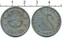 Изображение Дешевые монеты Португалия 5 эскудо 1968 Медно-никель XF