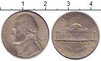 Изображение Барахолка США 5 центов 2002 Медно-никель XF-