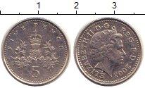 Изображение Барахолка Великобритания 5 пенсов 2003 Медно-никель VF
