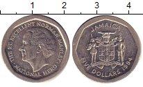 Изображение Дешевые монеты Ямайка 5 долларов 1994 Медно-никель XF