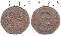 Изображение Дешевые монеты Кения 5 шиллингов 1985 Медно-никель VF+