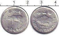 Изображение Барахолка Непал 5 пайса 1946 Алюминий XF
