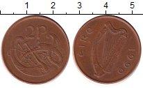 Изображение Дешевые монеты Ирландия 2 пенса 1990 Медь VF