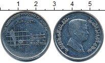 Изображение Дешевые монеты Иордания 10 пиастр 2009 Медно-никель XF