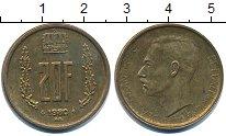 Изображение Дешевые монеты Люксембург 20 франков 1980 Медно-никель VF