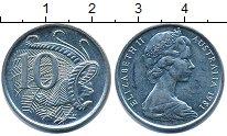 Изображение Барахолка Австралия 10 долларов 1981 Медно-никель XF