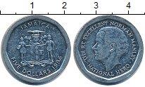 Изображение Барахолка Ямайка 5 долларов 1996 Медно-никель XF