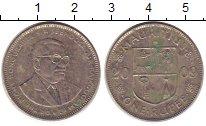 Изображение Барахолка Маврикий 20 центов 2009 Медно-никель XF-