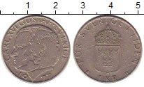 Изображение Дешевые монеты Швеция 1 крона 1977 Медно-никель XF