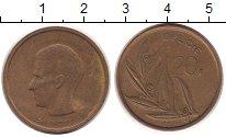 Изображение Барахолка Бельгия 20 франков 1980 Латунь XF-