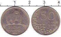 Изображение Дешевые монеты Финляндия 50 пенни 1992 Медно-никель VF