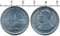 Изображение Дешевые монеты Таиланд 1 бат 1989 Медно-никель XF