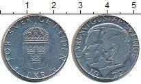 Изображение Барахолка Швеция 1 крона 1979 Медно-никель XF-