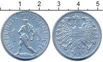 Изображение Барахолка Австрия 1 сентесимо 1947 Алюминий XF