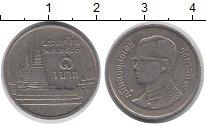 Изображение Дешевые монеты Тайвань 1 бат 1998 Медно-никель VF+