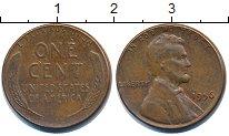 Изображение Барахолка США 1 цент 1956 Медь VF+