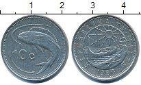 Изображение Дешевые монеты Мальта 10 центов 1986 Медно-никель XF