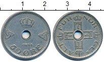 Изображение Барахолка Норвегия 50 эре 1948 Медно-никель XF-