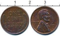 Изображение Барахолка США 1 цент 1951 Медь XF-