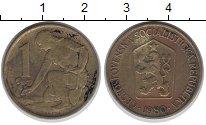 Изображение Барахолка Чехословакия 1 крона 1980 Бронза VF