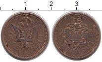 Изображение Дешевые монеты Барбадос 1 цент 1992 Бронза VF