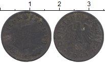 Изображение Дешевые монеты Третий Рейх 1 пфенниг 1941 Цинк Fine
