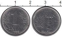 Изображение Дешевые монеты Бразилия 1 сентаво 1995 Сталь XF