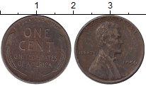 Изображение Барахолка США 1 цент 1956 Медь VF