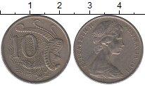 Изображение Барахолка Австралия 10 центов 1971