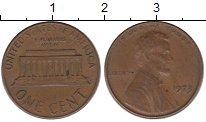 Изображение Барахолка США 1 цент 1973 Медь VF