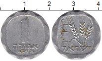 Изображение Дешевые монеты Израиль 1 агор 1974 Алюминий XF-