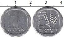 Изображение Дешевые монеты Израиль 1 агор 1974 Алюминий XF