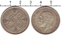 Изображение Монеты Великобритания 1 флорин 1933 Серебро XF-