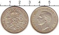 Изображение Монеты Великобритания 2 шиллинга 1942 Медно-никель XF