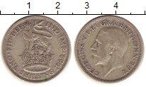 Изображение Монеты Великобритания 1 шиллинг 1932 Серебро XF-
