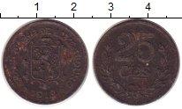 Изображение Монеты Люксембург 25 сантим 1919 Железо XF-